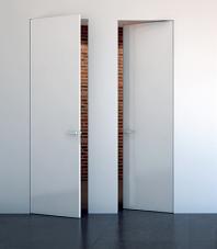 Porte Filo muro, Mod. Rasoplan Laccate