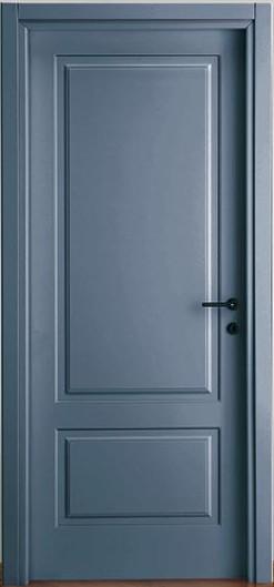Porte interne laccate pantografate, Mod. PLV ( Danieli V - DIERRE )