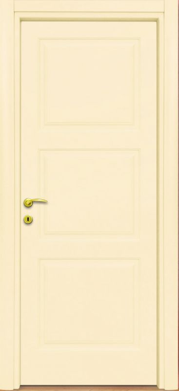 Porte interne laccate pantografate, Mod. PLL3 ( Danieli L - DIERRE)