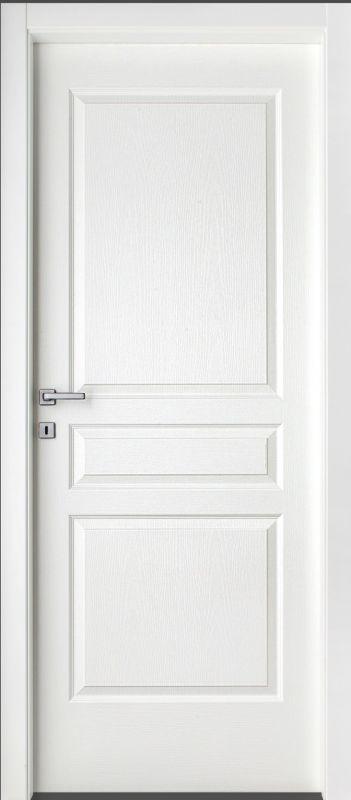 Porte per interni economiche Mod. 3B Laccata serie complanare, Porte ...