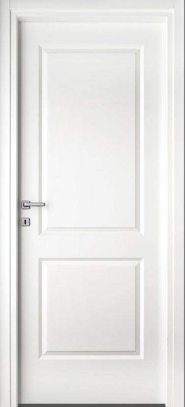 Porte per interni economiche Mod. 2B Laccato serie 70, Porte interne ...