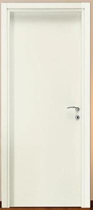 Porte interne laccate, Mod. Base serie 70