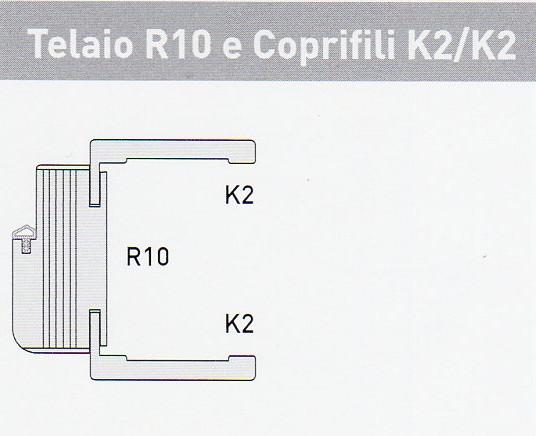 Porta laccata , MOD. 1146 F