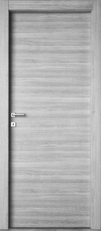 Vendita porte per interni online porte in laminatino modello base serie 9 - Porte interne rovere grigio ...